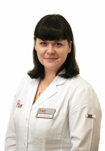 Психиатр, психотерапевт, психолог Чубан Ольга Ивановна