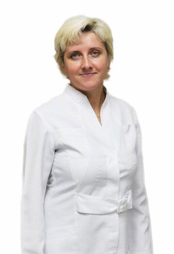Невролог, вертебролог, специалист ЭНМГ Елистратова Татьяна Владимировна