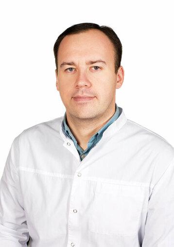 Анестезиолог-реаниматолог, нарколог Болелый Владимир Викторович