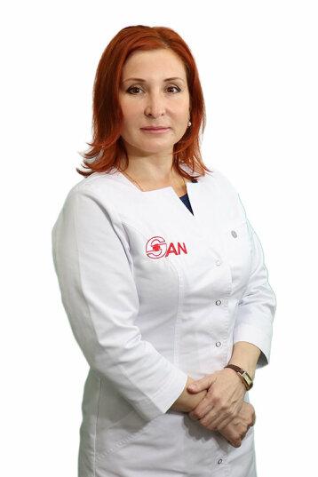 Психиатр Травникова Оксана Михайловна