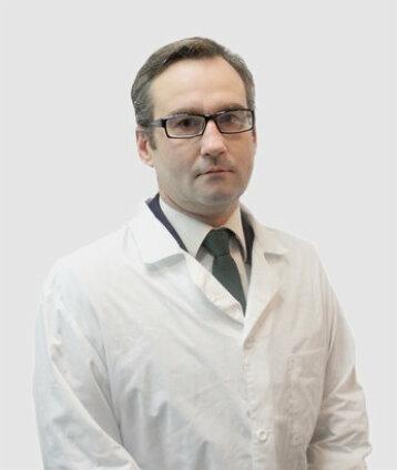Психиатр, нарколог Кумов Максим Сергеевич