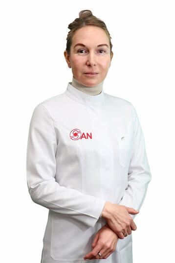 Психиатр, психотерапевт Желобецкая Мария Сергеевна