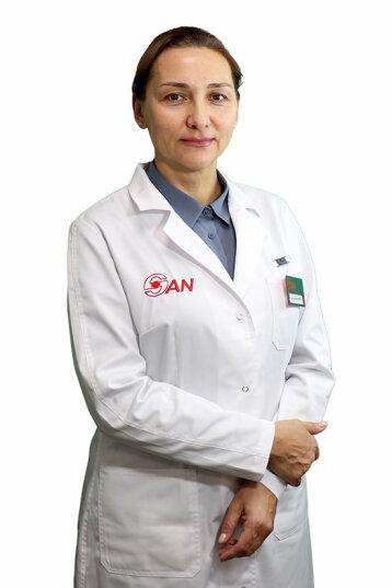 Клинический психолог Санникова Елена Георгиевна