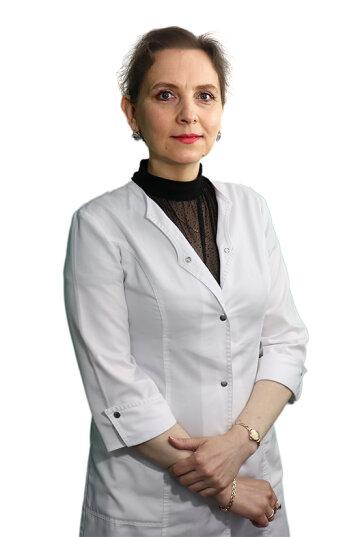 Психиатр Кравченко Светлана Леонидовна