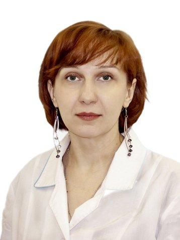 Докучаева Елена Николаевна
