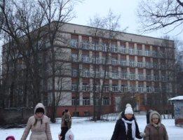 Психоневрологический диспансер в Выборгском районе