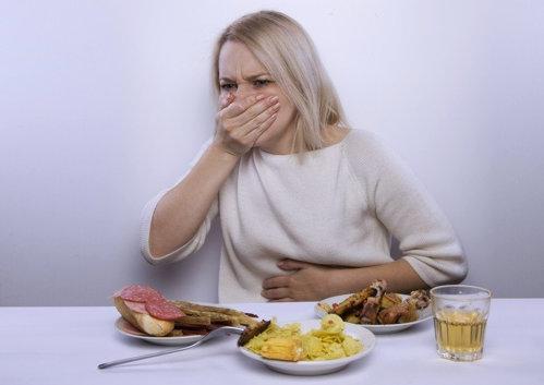 Симптомы булимии